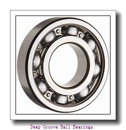 130,175 mm x 184,15 mm x 25,4 mm  Timken 51BIC240 deep groove ball bearings