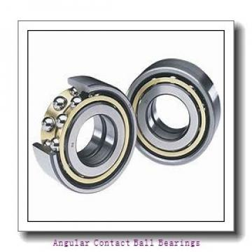 ISO 3316-2RS angular contact ball bearings