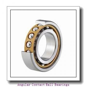 42 mm x 82 mm x 37 mm  SNR GB12269 angular contact ball bearings