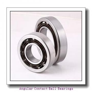 110 mm x 200 mm x 69,8 mm  FAG 3222-M angular contact ball bearings