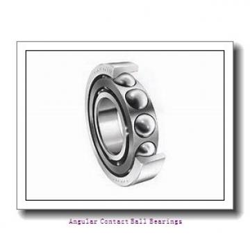 35 mm x 72 mm x 17 mm  SKF S7207 ACD/P4A angular contact ball bearings