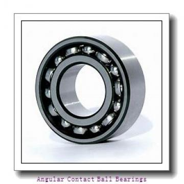 80 mm x 125 mm x 22 mm  SKF 7016 ACE/HCP4A angular contact ball bearings