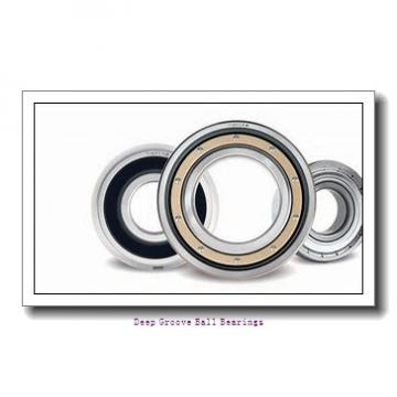 120 mm x 260 mm x 126 mm  KOYO UC324 deep groove ball bearings
