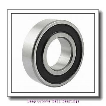140 mm x 250 mm x 42 mm  NTN 6228NR deep groove ball bearings