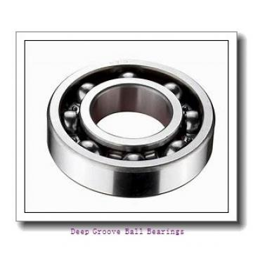 45 mm x 100 mm x 25 mm  ISB SS 6309-ZZ deep groove ball bearings