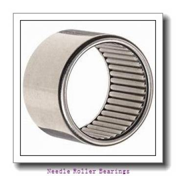 6 mm x 16 mm x 16 mm  ISO NKI6/16 needle roller bearings