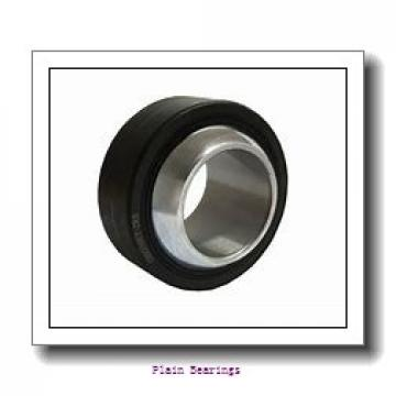 120 mm x 230 mm x 52 mm  ISO GW 120 plain bearings