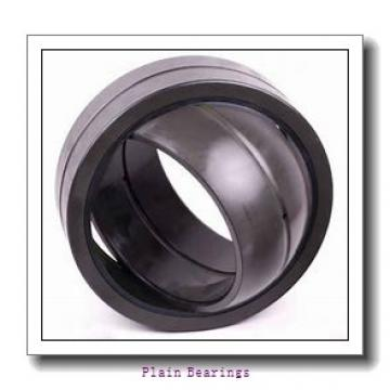 10 mm x 12,9 mm x 14 mm  ISO SI 10 plain bearings
