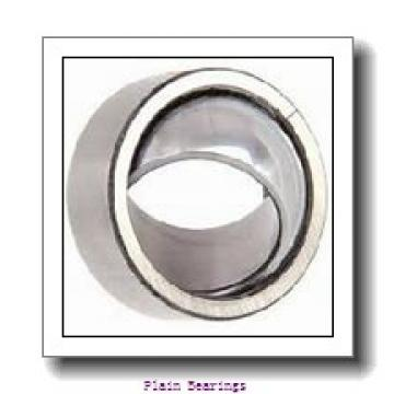 20 mm x 42 mm x 25 mm  ISO GE20FO-2RS plain bearings