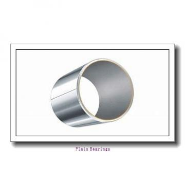 30 mm x 55 mm x 37 mm  INA GIPR 30 PW plain bearings
