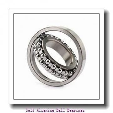 45 mm x 90 mm x 20 mm  SKF 1210 EKTN9 + H 210 self aligning ball bearings