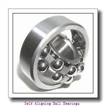 100 mm x 215 mm x 73 mm  ISO 2320K+H2320 self aligning ball bearings