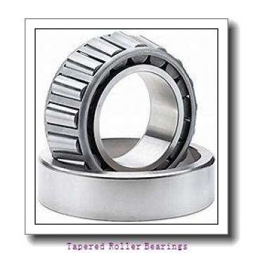 100 mm x 180 mm x 63 mm  NSK HR33220J tapered roller bearings