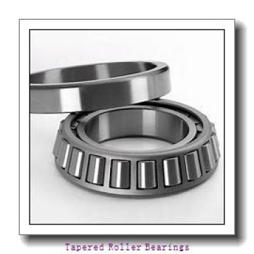 75 mm x 127 mm x 33,5 mm  Gamet 133075/133127C tapered roller bearings