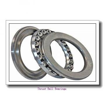 50 mm x 110 mm x 15 mm  FAG 54312 thrust ball bearings