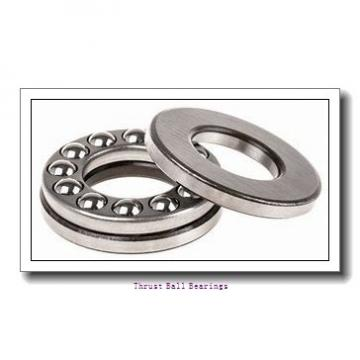 75 mm x 130 mm x 25 mm  SKF NJ 215 ECM thrust ball bearings
