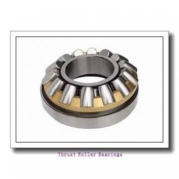 INA RTL16 thrust roller bearings
