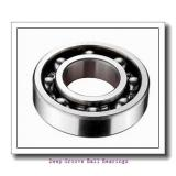 25 mm x 62 mm x 25,4 mm  ISO 63305-2RS deep groove ball bearings