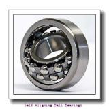 95 mm x 170 mm x 43 mm  NKE 2219-K+H319 self aligning ball bearings