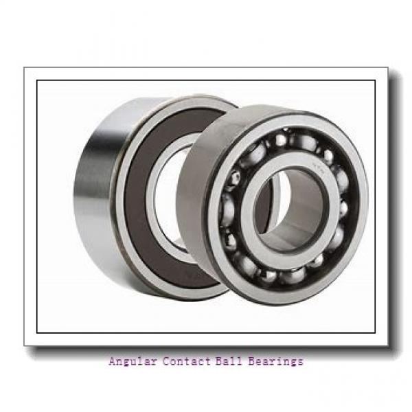 50 mm x 90 mm x 30.2 mm  NACHI 5210A angular contact ball bearings #1 image
