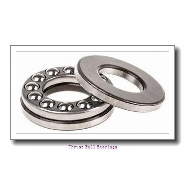 40 mm x 115 mm x 46 mm  INA ZKLF40115-2RS thrust ball bearings #2 image