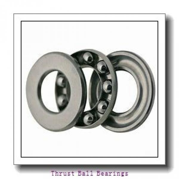 Toyana 54315U+U315 thrust ball bearings #3 image